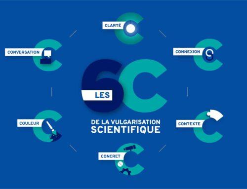 Les 6C de la vulgarisation scientifique