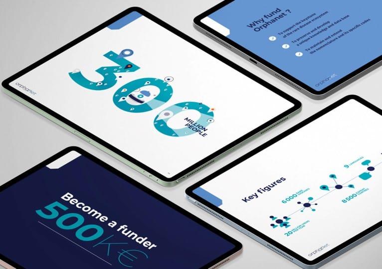 Kit de communication pour recherche de financements