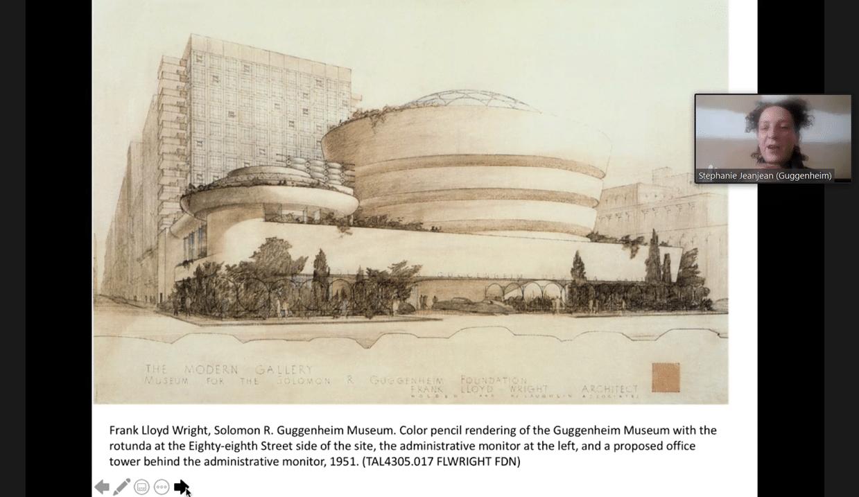 Musée Guggenheim de New York