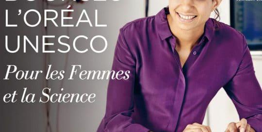 Bourses l'Oréal 2015