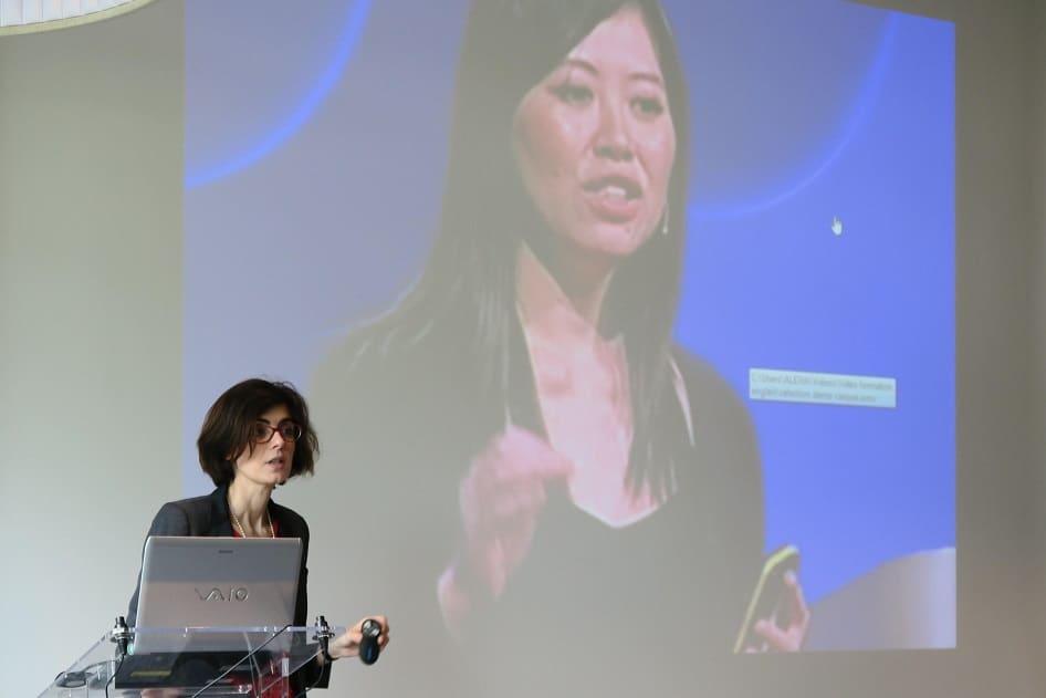 atelier communication : les conférence TED