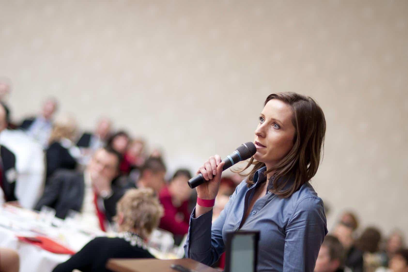 Présentations orales : mots de transition