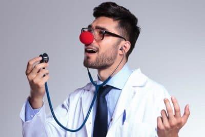 Humour et science