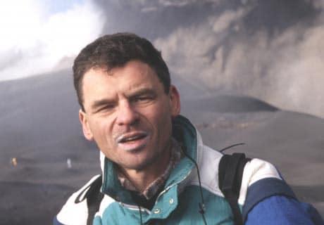 Jacques-Marie Bardintzeff, volcanologue