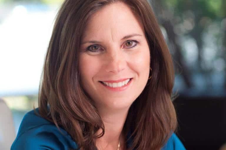 Nancy Duarte, spécialiste des supports PowerPoint