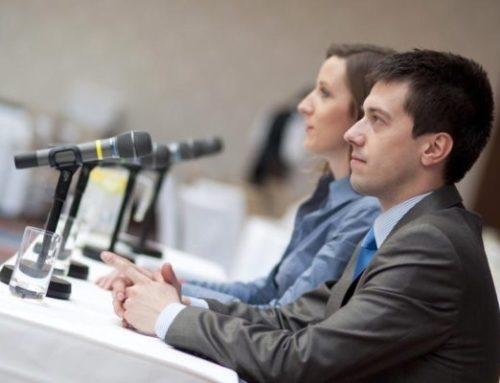 Colloque, congrès : le rôle du chairman